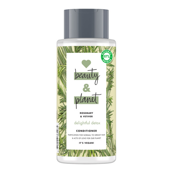 Love Beauty and Planet Rosemary & Vetiver Conditioner