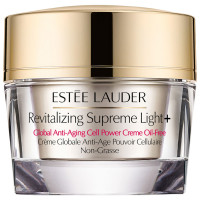 Estée Lauder Revitalizing Supreme Light + Global Anti-Aging Cell Power Creme Oil-Free