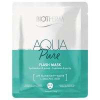 Biotherm Aqua Pure Sheet Flash Mask Hydration & Purity