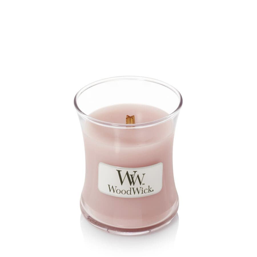 WoodWick Candle Jar Rosewood