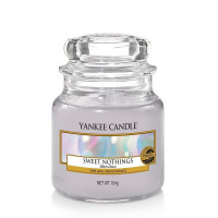 Yankee Candle Small Jar Sweet Nothings