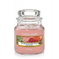 Yankee Candle Small Jar Sun-Drenched Apricot Rose