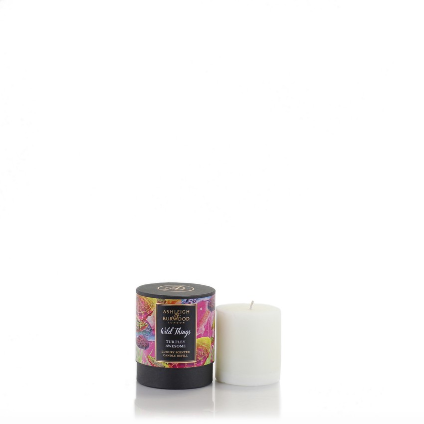 Ashleigh & Burwood Scented Candle Refill Turtley Awesome