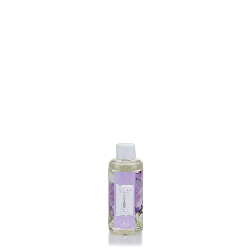 Ashleigh & Burwood Reed Diffuser Bottle Refill Freesia & Orchid