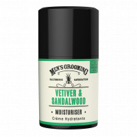 Scottish Fine Soaps Vetiver & Sandalwood Moisturiser