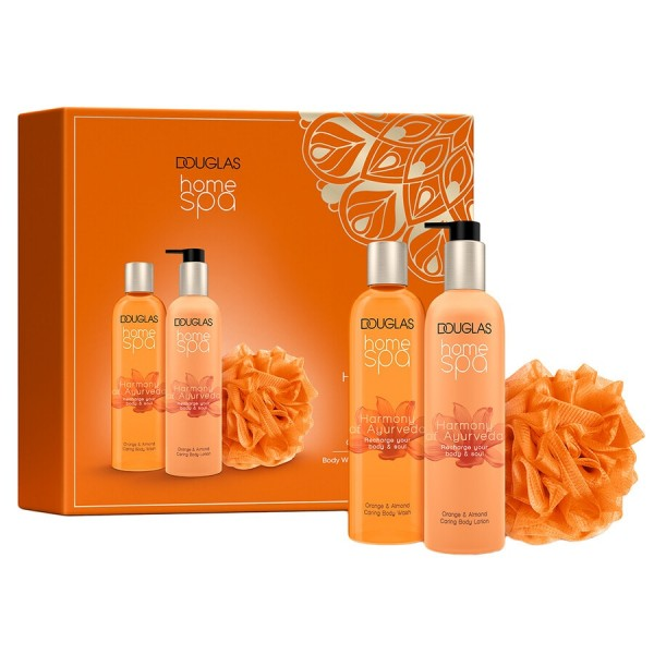 Douglas Home Spa Harmony of Ayurveda Caring Body Care Set
