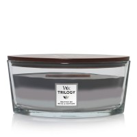 WoodWick Candle Ellipse Mountain Air