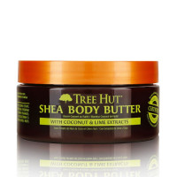Tree Hut Intense Hydrating Shea Body Butter Coconut Lime