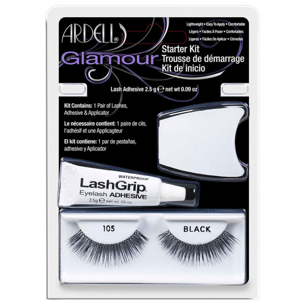 Ardell Fashion Lash Starter Kit 105