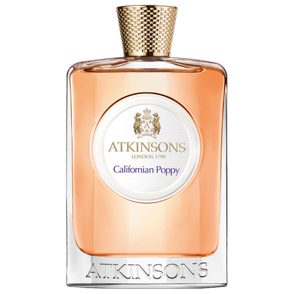 Atkinsons London Californian Poppy Eau de Toilette