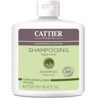 Cattier Shampoo Green Clay