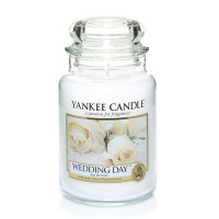 Yankee Candle Large Jar Wedding Day
