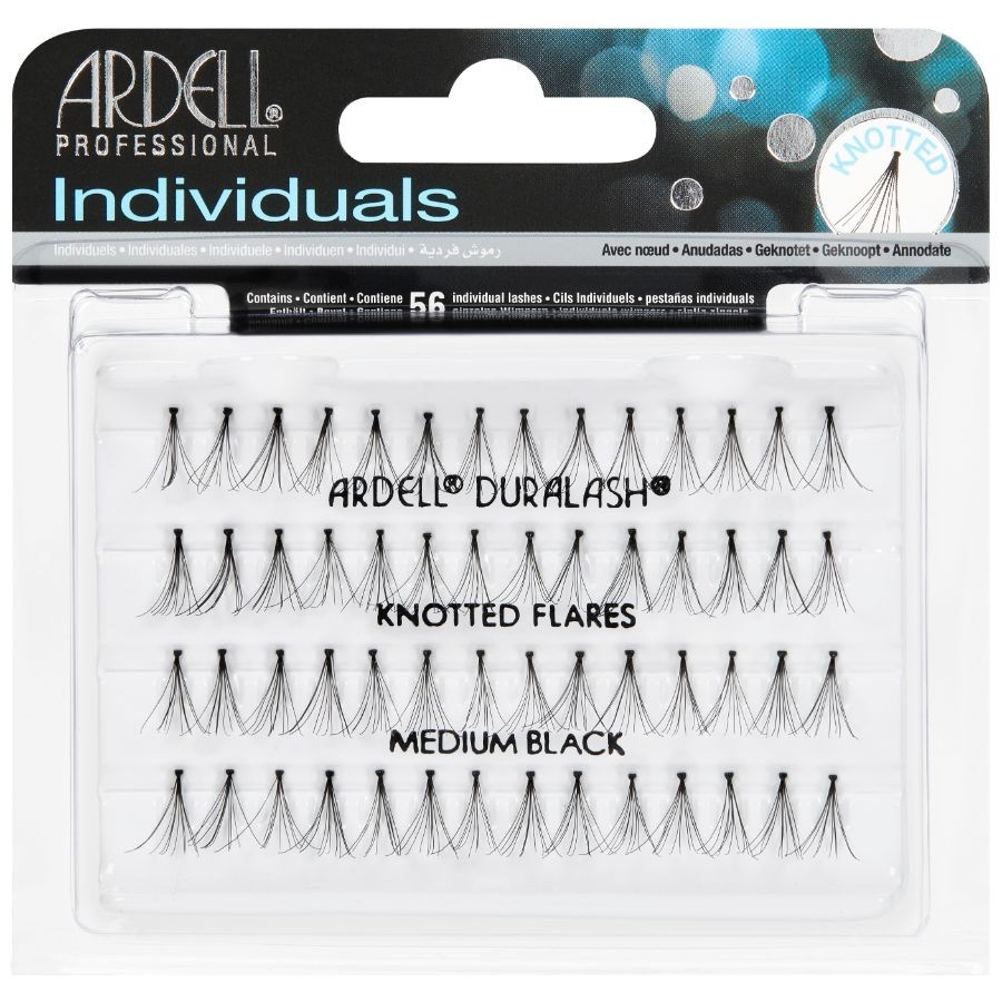 Ardell Duralash Individuals Knotted Flare - Medium