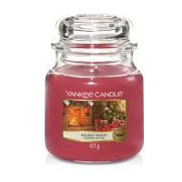 Yankee Candle Candle Jar Holiday Hearth