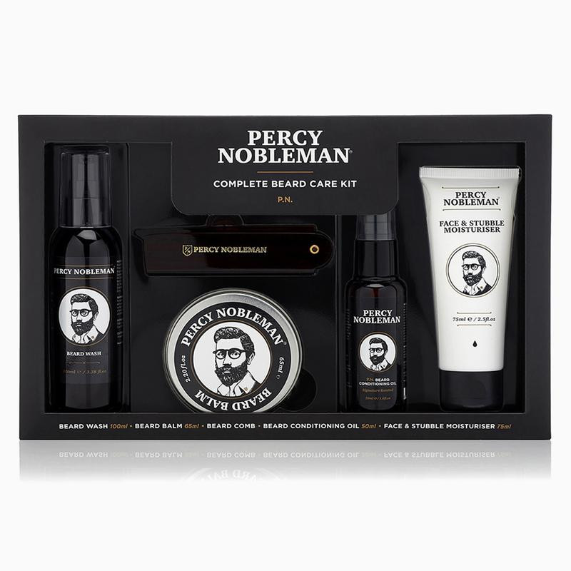 Percy Nobleman  Complete Beard Care Set