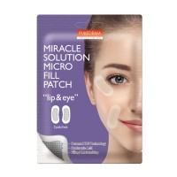 """Purederm Miracle Solution Micro Fill Patch """"Lip & Eye"""""""