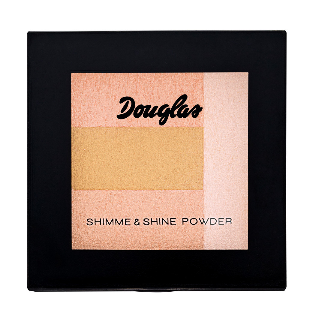 Douglas Make-up Bronzer Shimmer & Shine Powder Luminous Effect