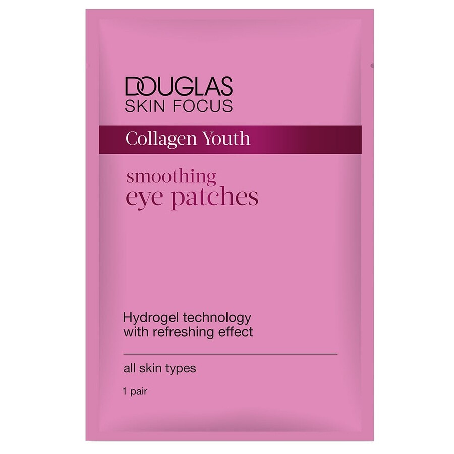 Douglas Skin Focus Collagen YouthSmoothing Eye Patches