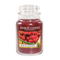 Yankee Candle Large Jar Black Cherry