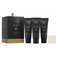 Scottish Fine Soaps Au Lait Noir Gift Set