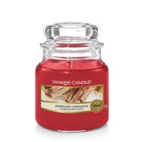 Yankee Candle Candle Jar Sparkling Cinnamon