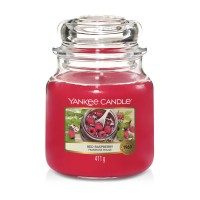 Yankee Candle Candle Jar Red Raspberry