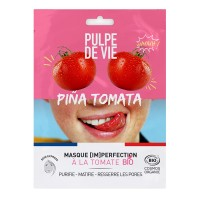 Pulpe de Vie Facial Mask with Tomato