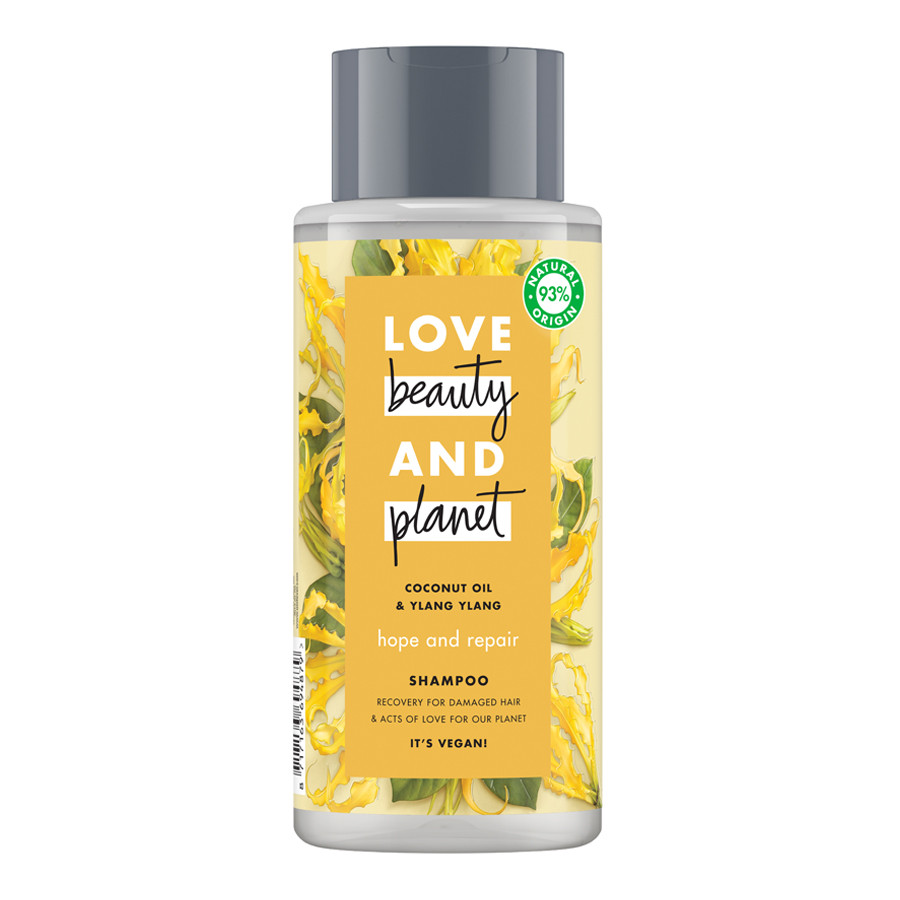 Love Beauty and Planet Coconut & Ylang Ylang Shampoo