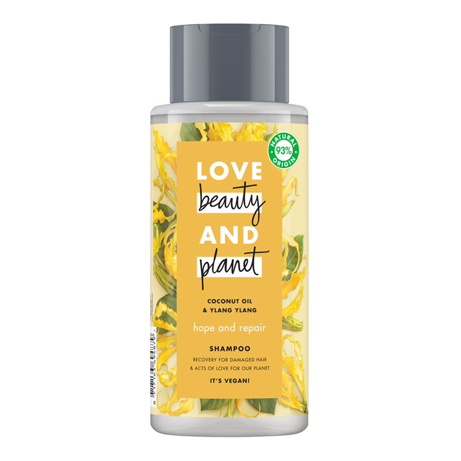 CADOU Mini Sampon 100 ml Love Beauty and Planet (*la achizitia oricarui produs Love Beauty and Planet)