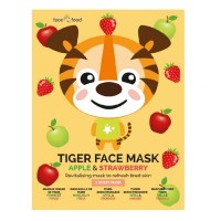7th Heaven Hydrating Tiger Sheet Mask