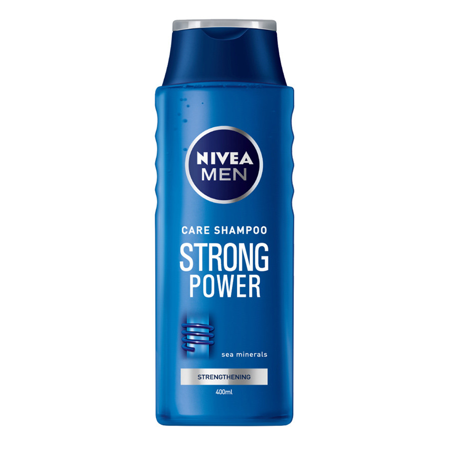 Nivea Men Sampon Strong Power