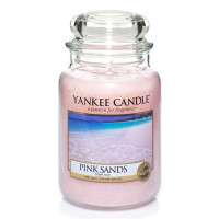 Yankee Candle Large Jar Pink Sands