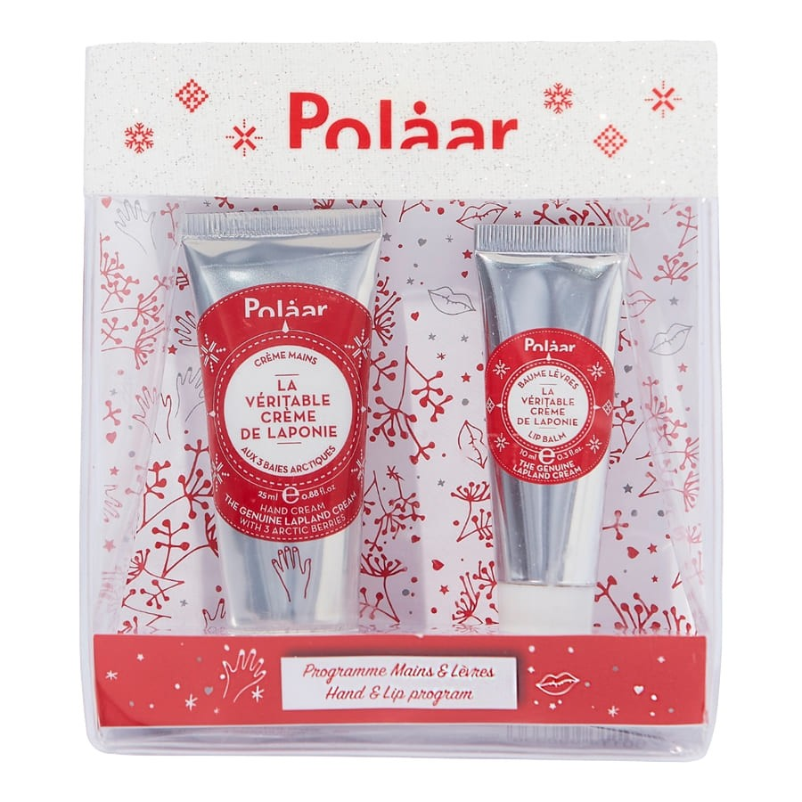 Polaar  The Genuine Lapland with 3 Artic Berries Gift Set