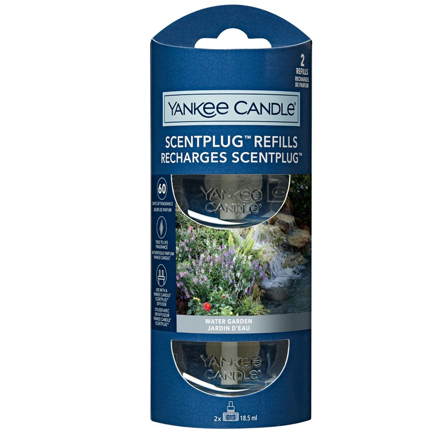 Yankee Candle 2 Scent Plug Refill Water Garden