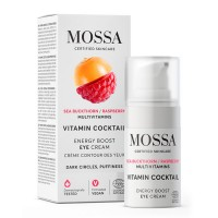 Mossa Eye Cream Sea Buckthorn/Raspberry Multivitamins