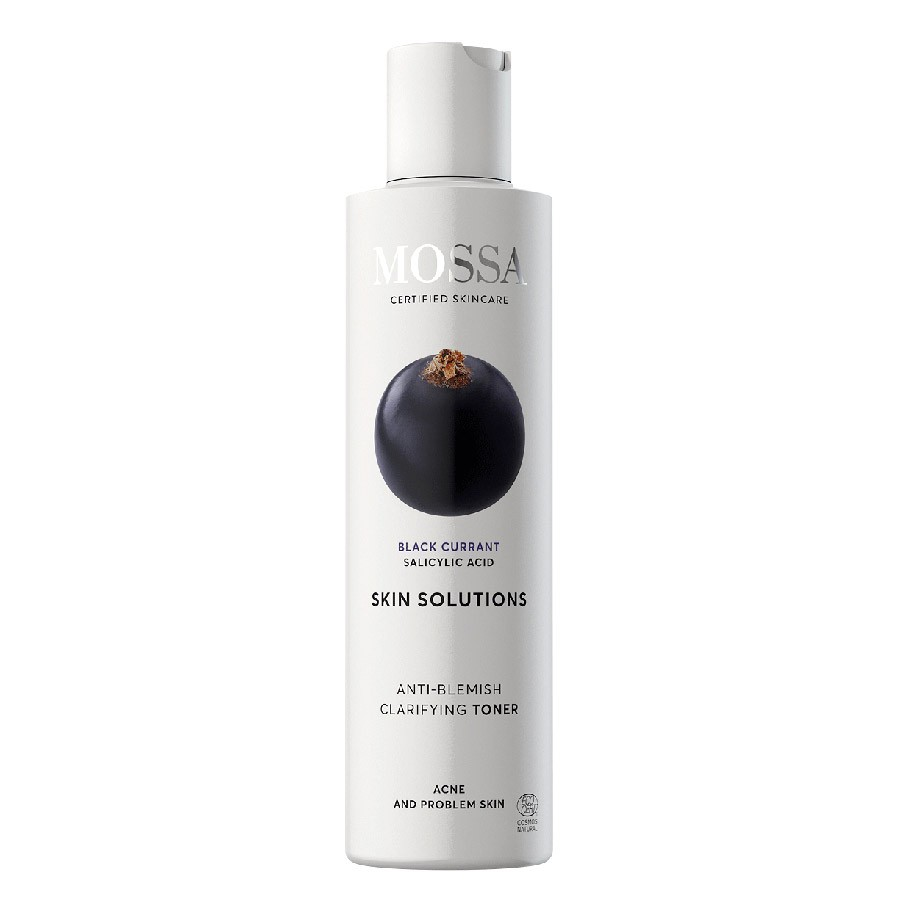 Mossa Face Toner with Black Currant and Salicylic Acid
