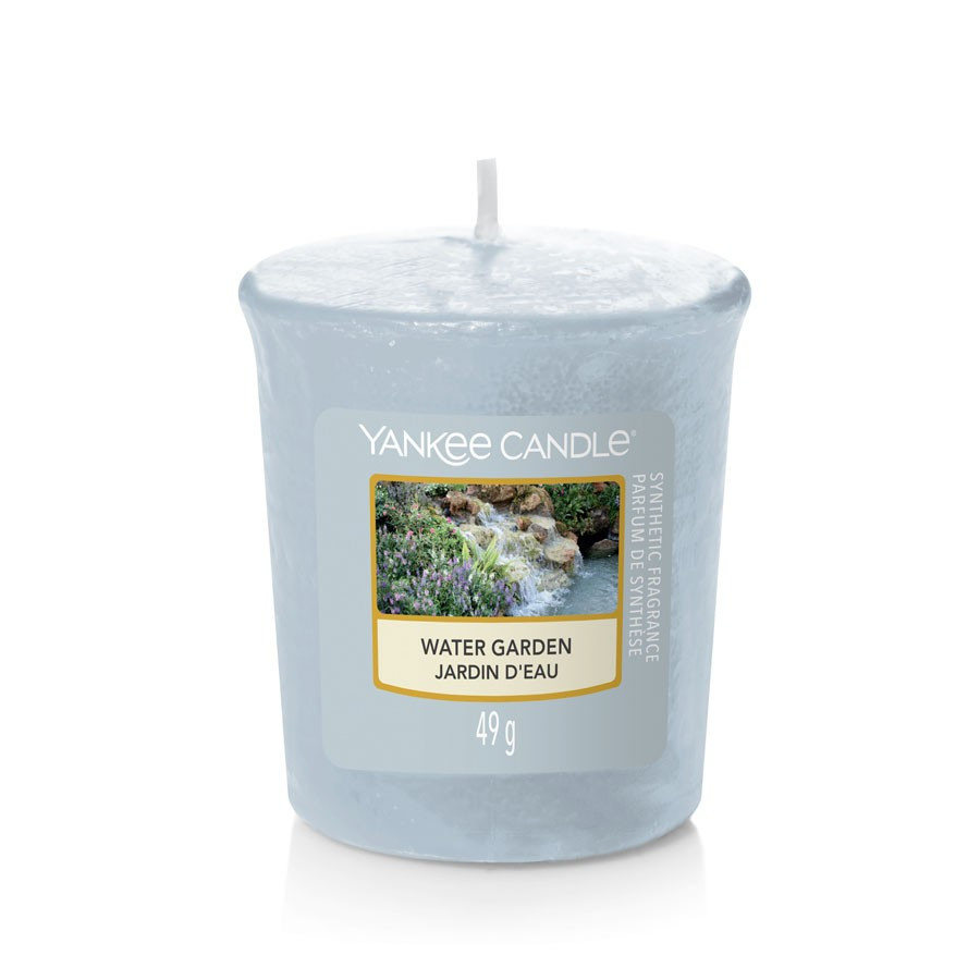 Yankee Candle Candle Votive Water Garden