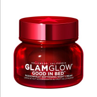 GlamGlow Good In Bed Passionfruit Softening Night Cream