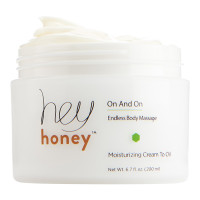 Hey Honey On And On - Cream to Oil Body Massage