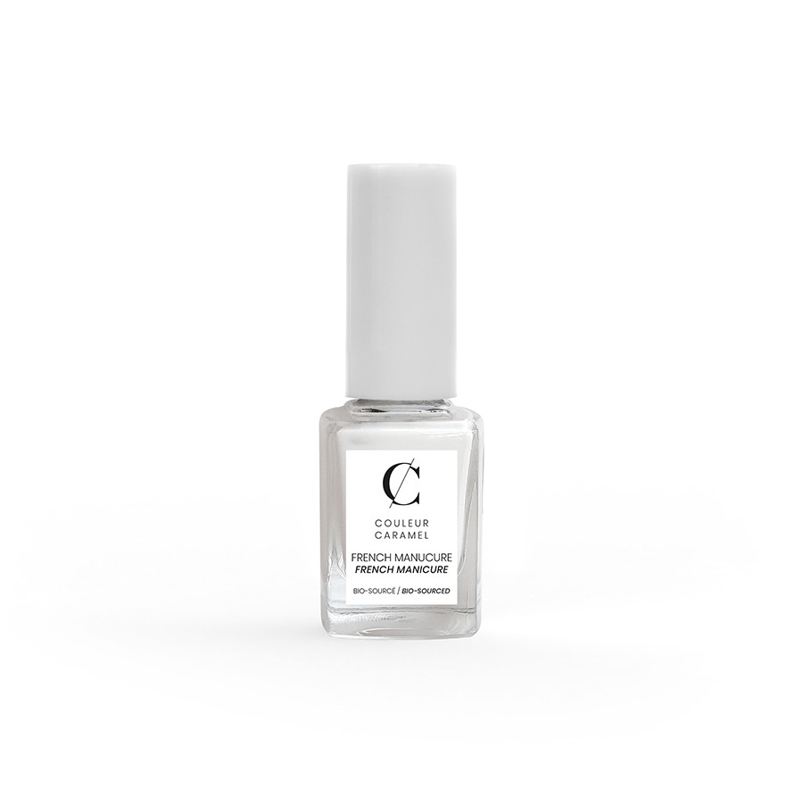 Couleur Caramel French Manicure