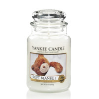 Yankee Candle Large Jar Soft Blanket