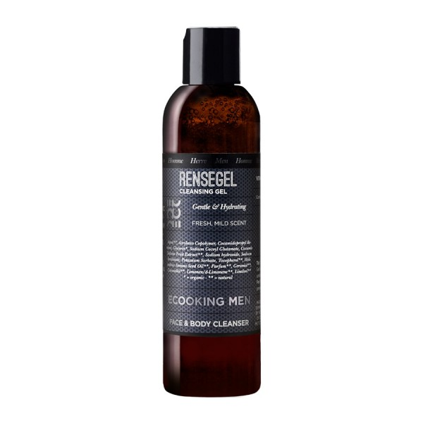 Ecooking Ecooking Men Cleansing Gel