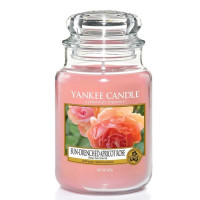 Yankee Candle Large Jar Sun-Drenched Apricot Rose
