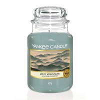 WoodWick Candle Jar Misty Mountains