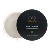 Hey Honey Walk The Walk - Propolis Foot Cream