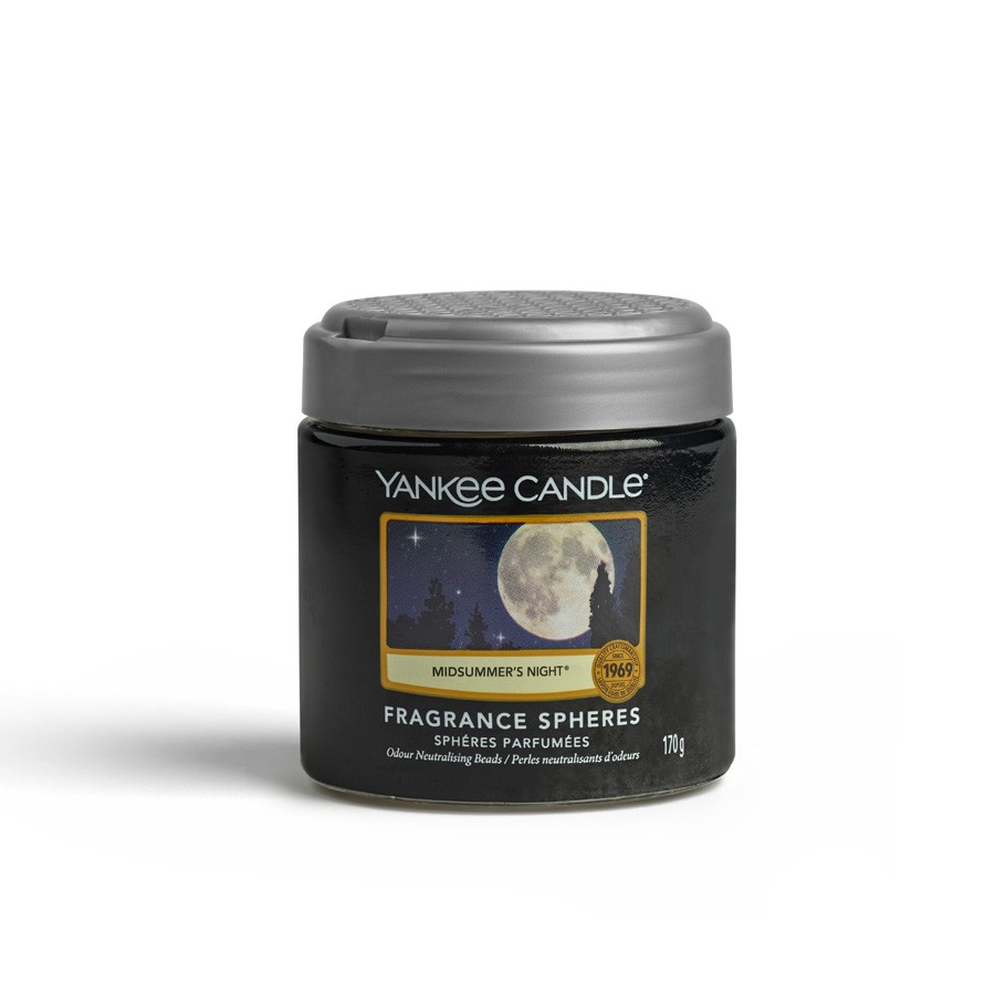Yankee Candle Fragrance Sphere Midsummer's Night