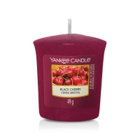 Yankee Candle Candle Votive Black Cherry