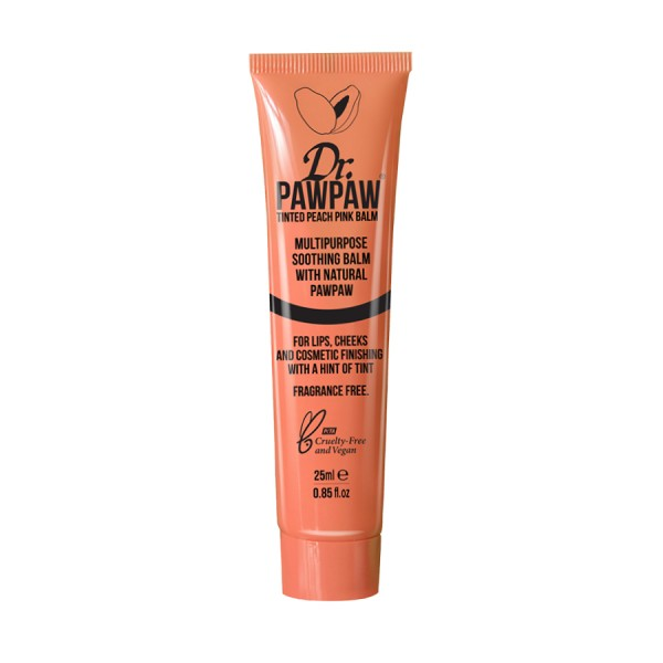 Dr.Paw Paw Tinted Peach Pink